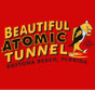 Atomic Tunnel. Daytona Beach, Florida. Circa. 1950s